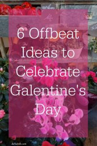 How should you celebrate Galentine's Day this year? I have 6 fun ideas to celebrate the women in your life! | Belle Brita