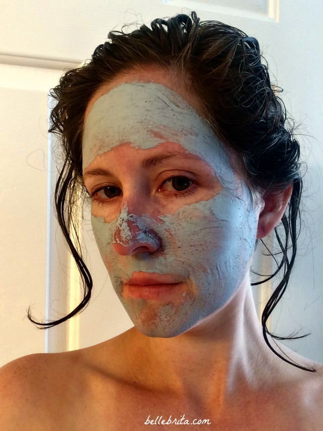 I love this charcoal mask from DERMA E! Read my full review of their Purifying line of skincare.   Belle Brita