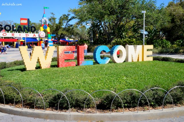 Welcome to LEGOLAND! This blog post provides a full review of LEGOLAND Florida Resort. | Belle Brita