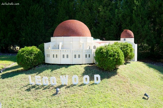 Why visit Hollywood when you can visit LEGOwood?! | Belle Brita