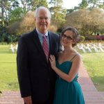 I'm so glad my dad could attend my best friend's wedding! | Belle Brita