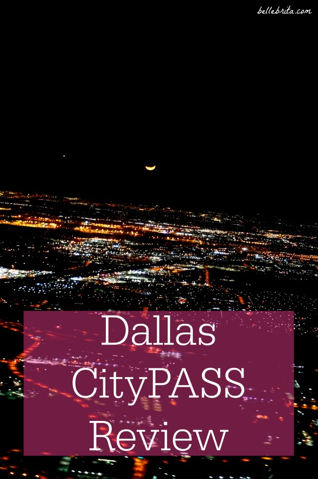 The Dallas CityPASS is the best way to explore Dallas on a budget, especially if you're only visiting for a few days. Read my full review! | Belle Brita