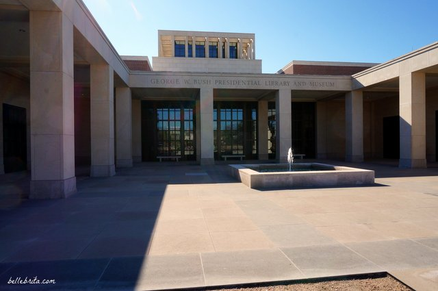 With the Dallas CityPASS, you can visit the George W. Bush Presidential Library and Museum | Belle Brita