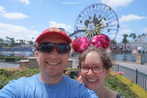 California Adventure features a new twist on the classic Ferris Wheel | Belle Brita