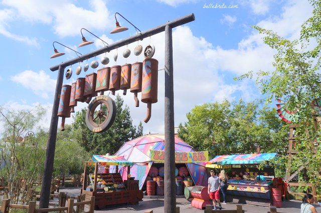 Get your organic fuel at Cars Land | Belle Brita