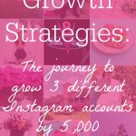 Instagram Growth Strategies: Week One Results