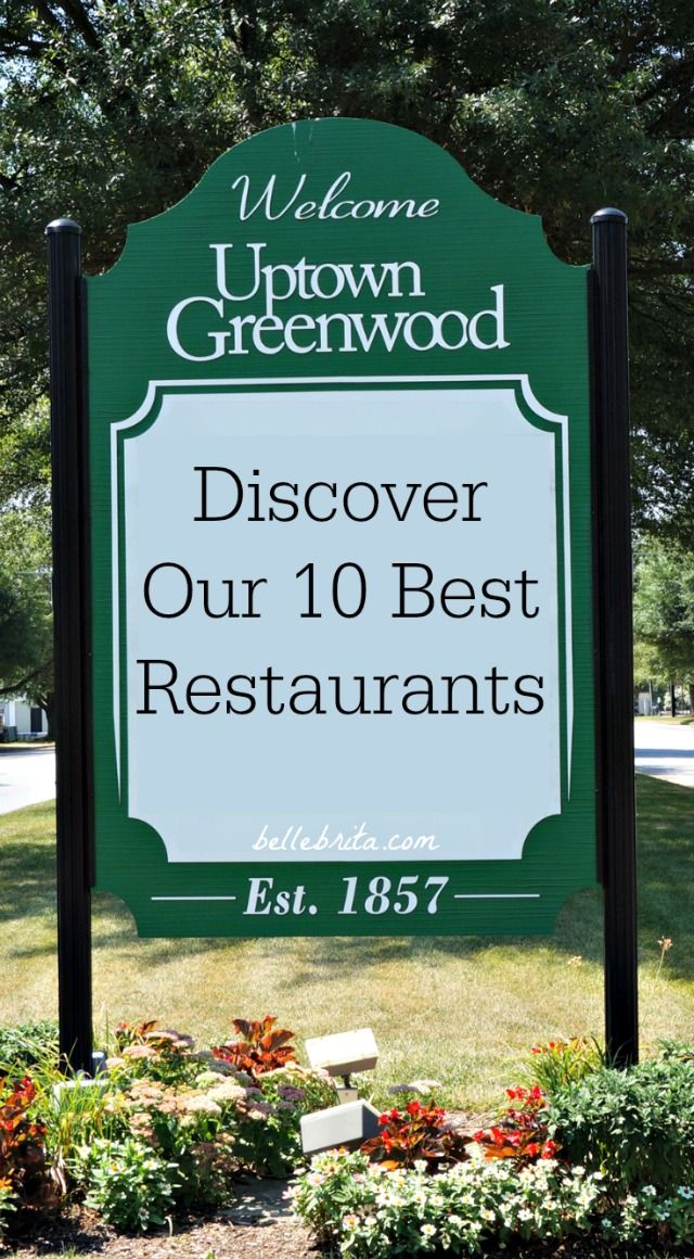 I love visiting my hometown and dining at all my local favorites. Discover the best restaurants in Greenwood, SC! | Belle Brita