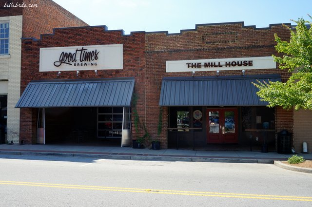 The Mill House is one of the best restaurants in Greenwood, SC. | Belle Brita