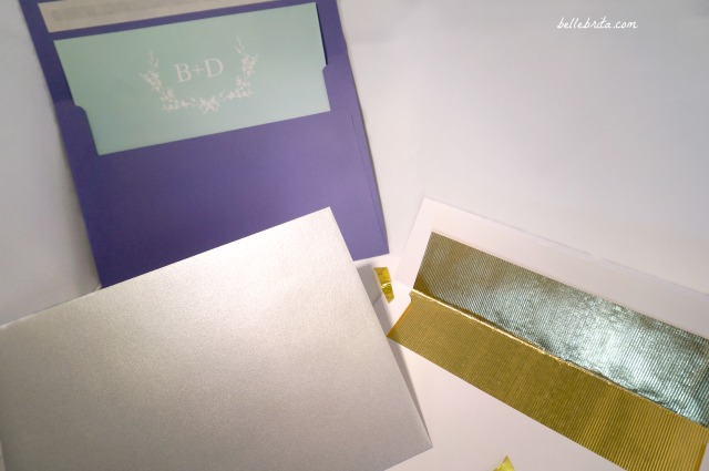 Basic Invite offers so many fun options for party invitation envelopes! I've reviewed their lined envelopes, shimmer envelopes, and envelope inserts. | Belle Brita
