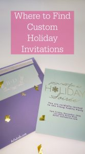 Basic Invite Review: Customize Your Holiday Invitations
