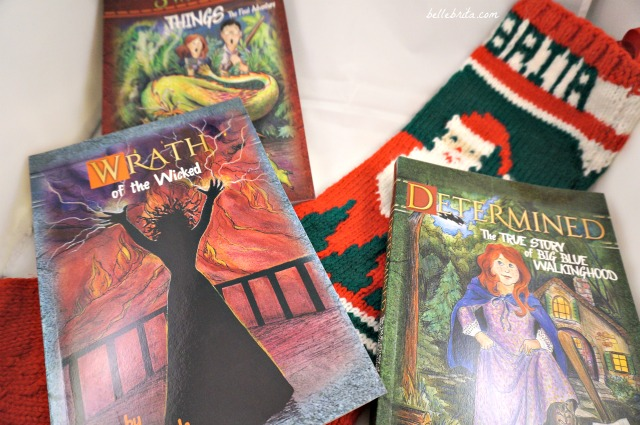 Retold fairy tales are a great stocking stuffer for children (and adults!) of all ages. | Belle Brita