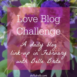 Love Blog Challenge with Belle Brita