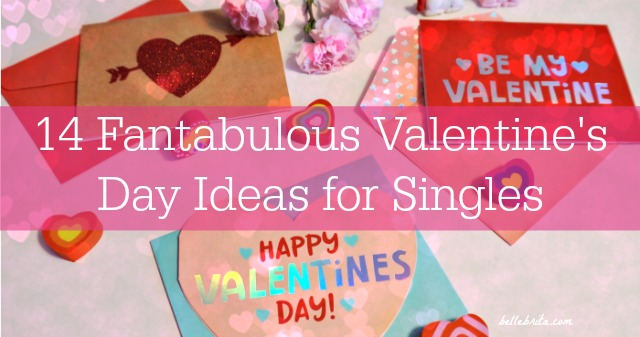 No date and no money this February? Find a way to love yourself with these Valentine's Day ideas on a budget! | Belle Brita
