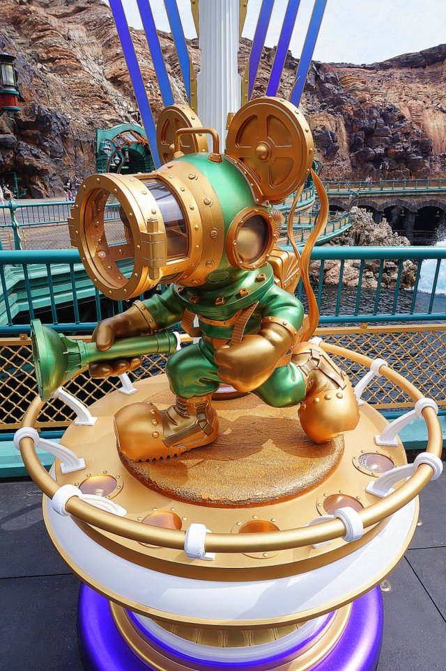 Tokyo Disney Sea Golden Mickey Port Discovery | Plan a trip to Tokyo Disney Sea with this review of one day in the park! | Belle Brita #Disney