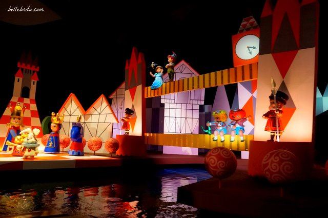 Tokyo Disneyland It's a Small World London | Belle Brita