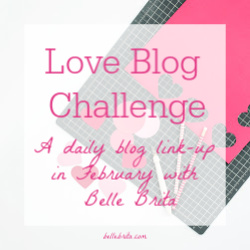 grab button for Love Blog Challenge with Belle Brita