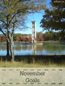 Three Years of Monthly Goals // October 2017 Recap