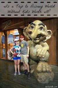Should you bother visiting Disney World without kids? | Belle Brita