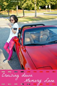 My husband reflects on the cars (and people) throughout his life | Belle Brita