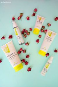 Are DERMA E Purifying Skincare products right for you? Check out my full review of 5 of their products. | Belle Brita