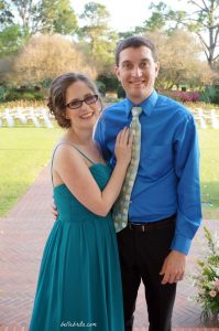 I love attending weddings with my husband! We enjoyed celebrating my best friend's marriage. | Belle Brita