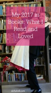 The best books I read in 2017. Find recommendations for your reading list! | Belle Brita #bookreviews