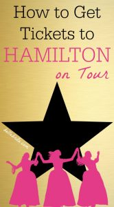Want to see Hamilton, but can't get to New York? With an ongoing show in Chicago plus two simultaneous U.S. tours, now is a great time to see Hamilton! Follow these tips to buy Hamilton tickets at a city near you. | Belle Brita