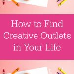Creative outlets are so important! Even nerdy, logical people like my engineer husband enjoy being creative. | Belle Brita